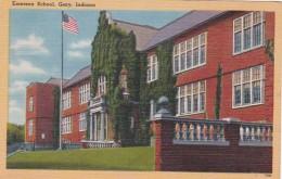 Indiana Gary Emerson School 1945 - Gary