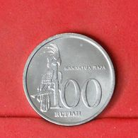 INDONESIA 100 RUPIAH 1999 -    KM# 61 - (Nº20244) - Indonesia