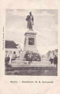 Eeklo, Eecloo, Standbeeld K.L.Ledeganck (pk42788) - Eeklo