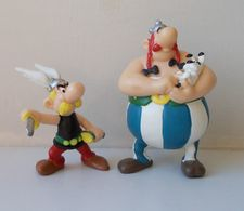 - ASTERIX ET OBELIX - PLASTOY - 1997 - - Asterix & Obelix