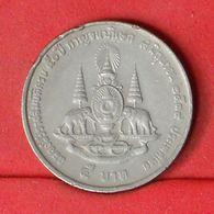 THAILAND 5 BAHT  -    KM# 320 - (Nº20251) - Thaïlande