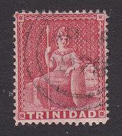 Trinidad, Scott #58a, Used, Britannia, Issued 1876 - Trinidad & Tobago (...-1961)