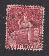 Trinidad, Scott #58, Used, Britannia, Issued 1876 - Trindad & Tobago (...-1961)