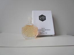 BROSSEAU JEAN CHARLES - OMBRE ROSE  - P - 5 ML  - Miniature - Miniatures Femmes (avec Boite)