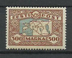 Estland Estonia 1924 Michel 54 * - Estland