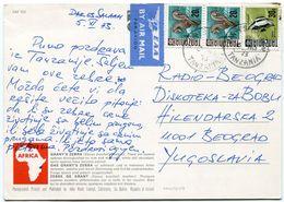 Tanzania - Postcard - Carte Postale - Tanzania (1964-...)