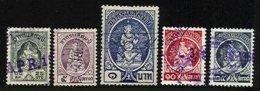 THAILAND, Revenues, Used, F/VF - Thailand