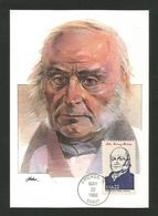 USA 1986 , John Quincy Adams - Maximum Card - First Day Chicago MAY 22 1986 - Maximumkarten (MC)