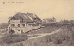 De Haan, Coq Sur Mer, Villa Ons Nest (pk42805) - De Haan