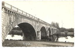 SAUBUSSE LES BAINS - Le Pont Sur L'Adour - Unclassified