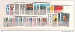1984 MNH Liechtenstein, Year Complete According To Michel,  Postfris - Liechtenstein