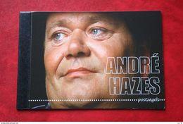NEDERLAND Prestigeboekje Booklet Carnet * ANDRE HAZES * POSTFRIS GESTEMPELD * - Postzegelboekjes En Roltandingzegels