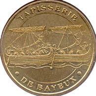 14 CALVADOS BAYEUX PAPISSERIE N°1 MÉDAILLE MONNAIE DE PARIS 2017 JETON MEDALS TOKEN COINS - Monnaie De Paris