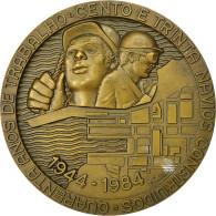 Portugal, Medal, Chantiers Navals De Viana Do Castelo, Estaleiros Navais, 1984 - Tokens & Medals