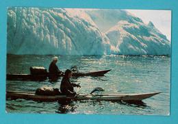 CPSM Moutarde Amora -  VIII - Saint Pierre Et Miquelon – Kayacs - Advertising