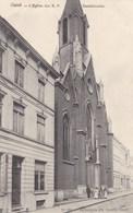 Gent, Gand, L'Eglise Des R.P. Dominicains (pk42832) - Gent