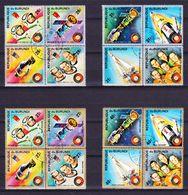 Burundi Kleine Verzameling 1975 Nr 664/71 En LP Nr 360/67 G, Zeer Mooi Lot 3975, KOOPJE - Timbres