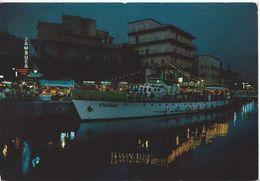 Gabicce Mare - Notturno Sul Porto Canale - Pesaro - Urbino - H3747 - Italia