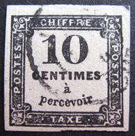 Lot FD/587 - 1859 - T TAXE N°2 CàD - Portomarken
