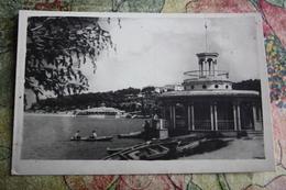Moldova. Kishinev / Chișinău.  Komsomol Lake  - Old Postcard  1954 Rare! - Moldova