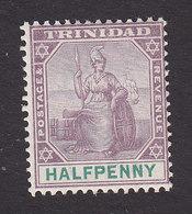 Trinidad, Scott #74, Mint Hinged, Victoria, Issued 1883 - Trinidad & Tobago (...-1961)