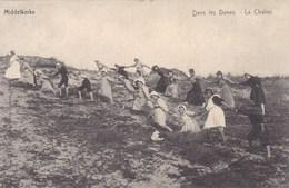 Middelkerke, Dans Les Dunes, La Chaine (pk42853) - Middelkerke