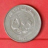 LEBANON 500 LIVRES 1996 -    KM# 39 - (Nº20303) - Liban