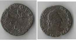 DOUBLE TOURNOIS  1506 - 987-1789 Monnaies Royales