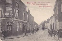 Maldegem, Maldeghem, Noordstraat, Hoek Groote Baan Brussel - Oostende, Velodroom, Fietwinkel, Magasin De Vélos (pk42859) - Maldegem