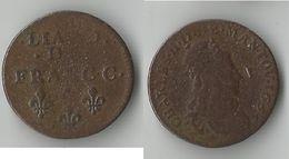 LIARD  1655 - 987-1789 Monnaies Royales
