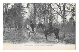 (18765-00) En Sologne - Chasse à Courre - Les Cavaliers - Caza