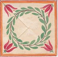 Papierfaltarbeit Bemalt - Origami - Blumen (32849) - Creative Hobbies
