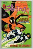 Strange N°187 Division Alpha - L'évolution Des Turbines - L'intrépide Daredevil - L'homme Araignée De 1985 - Strange