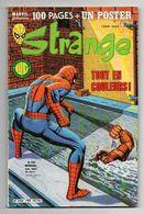 Strange N°186 Division Alpha - La Technique Dans Les Mines - L'intrépide Daredevil - L'homme Araignée De 1985 - Strange