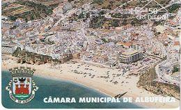 PHONECARDS-PORTUGAL --- PT--OPTICAL-CAMARA MUNICIPAL DE ALBUFEIRA--  50 U---BATCH--609L----NEW /UNUSED - Portugal