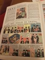 JOURNAL 3 NUMEROS DE COEURS VAILLANTS N° 2,18 Et 24  ANNEE 1947  EDITIONS FLEURUS - Magazines