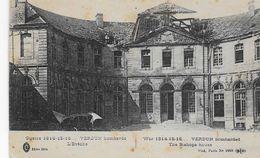 CPA - VERDUN - Bombardé L'Evêché.( Guerre 1914-15-16). .. - Verdun