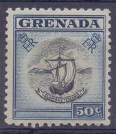 """GRENADA :1951: Y.152 Dentelled/neuf/MNH : ## La """"Concepcion"""" ## : NAVIGATION, - Grenade (...-1974)"""