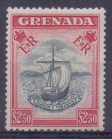 """GRENADA :1951: Y.154 Dentelled/avec Trace De Charnière/hinged : ## La """"Concepcion"""" ## : NAVIGATION, - Grenade (...-1974)"""