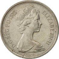 Grande-Bretagne, Elizabeth II, 5 New Pence, 1975, TTB, Copper-nickel, KM:911 - 1971-… : Monnaies Décimales