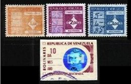 VENEZUELA, Revenues, */o M/U, F/VF - Venezuela