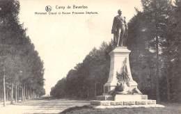 Camp De Beverloo - Monument Chazal Et Avenue Princesse Stéphanie - Leopoldsburg (Kamp Van Beverloo)