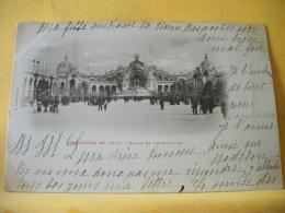 B16 7442 CPA 1901 - 75 EXPOSITION DE 1900. PALAIS DE L'ELECTRICITE. EDIT. TARIDE (+ DE 20000 CARTES A MOINS 1 EURO) - Exhibitions