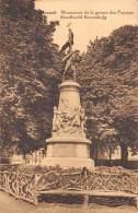 HASSELT - Standbeeld Boerenkrijg - Hasselt