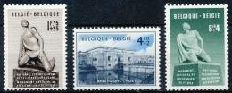 [71105]N° 860/62 - Prisonniers Politiques, Au Profit De L'erection D'un Monument National à Breendonk - Belgium