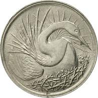 Singapour, 5 Cents, 1976, Singapore Mint, TTB+, Copper-nickel, KM:2 - Singapour
