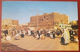 SAUDI ARABIA - CARPETS MARKET Vg - Arabia Saudita