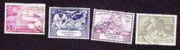 Trinidad And Tobago, Scott #66-69, Used, UPU, Issued 1949 - Trinidad & Tobago (...-1961)