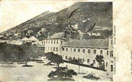 GIBRALTAR NAVAL HOSPITAL - Gibraltar