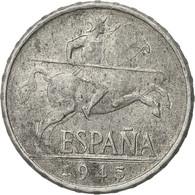 Espagne, 5 Centimos, 1945, TB+, Aluminium, KM:765 - 5 Centimos